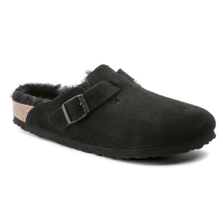 fd6df06bb0 Birkenstock Boston Shearling Leather Clogs - Women s — CampSaver