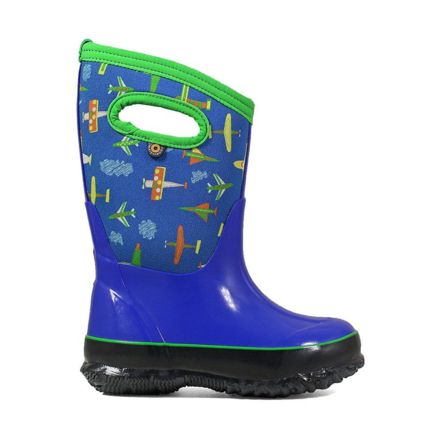 be4675cc7 Bogs Classic Plane Insulated Boots - Kids, Up to 41% Off — CampSaver