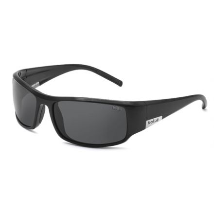 Bolle Key West Sunglasses (Shiny Gun Frame Tns Lens)