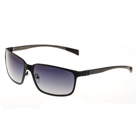 54837f671ffe Sunglasses Neptune 008BK, Black Titanium Frame, Black Gradient Lens