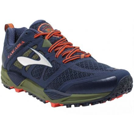 fa08fbcf46616 Brooks Cascadia 11 Trail Running Shoe - Mens — CampSaver