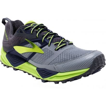 46458795283 Brooks Cascadia 12 Trail Running Shoe - Men s — CampSaver