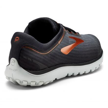 Brooks PureFlow 7 Running Shoe(Women's) -Grey/Black/Pink Reliable Shop Cheap Online 97SbLw