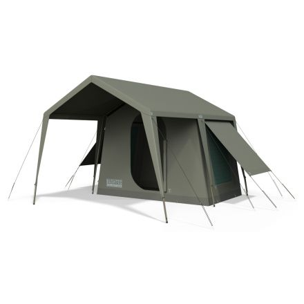 Bushtec Adventure Delta Zulu 3000 Chalet Tent Olive CHA001FR2  sc 1 st  C&Saver.com & Bushtec Adventure Delta Zulu 3000 Chalet Tent CHA001FR2 with Free ...