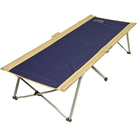byer easy cot   blue tan 311ec byer easy cot 788352 with free s u0026h  u2014 campsaver  rh   campsaver