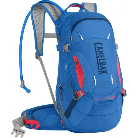 Camelbak Luxe Lr Backpack 14 Womens Carve Blue Fiery C One Size