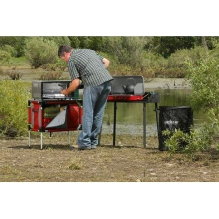 Camp Chef Collapsible Garbage Can Gcan 16 Off Campsaver
