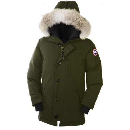 Canada Goose Chateau Parka - Men's-Military Green-X-Large