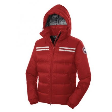 Canada Goose Summit Jacket - Men's-Red-Medium