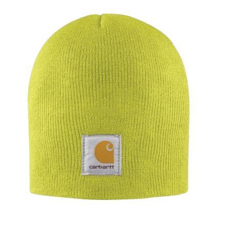 Carhartt Men s Acrylic Knit Hat A205-BLMOFAA fc1bc1075e7