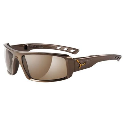 4193bc8caf Cebe SSential Sunglass Deep Dark Brown Frame