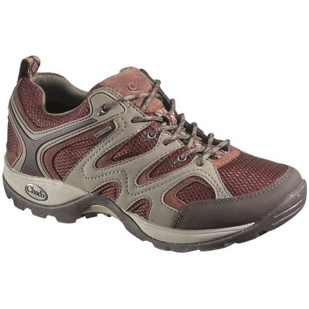 cbd257745a8f4 Chaco Layna Waterproof Hiking Shoe - Womens — CampSaver
