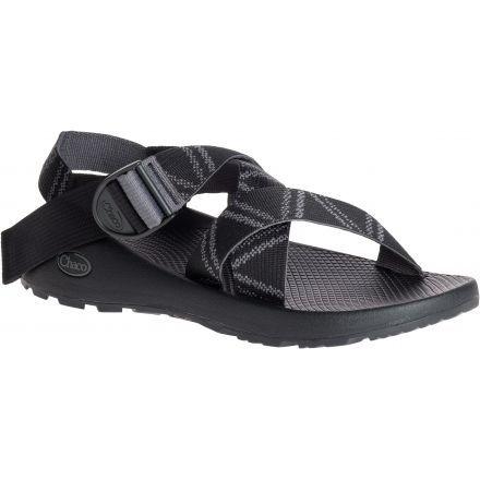 Chaco Mega Z Classic Sandal - Men's-Glitch Black-Medium-14