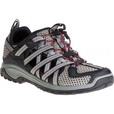 5e7a14688fe9 Chaco Outcross Evo 1 Watersport Shoe - Men s-Quarry-Medium-12