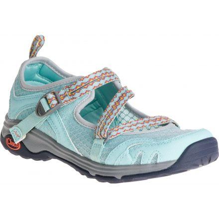 edaa97bdcd95 Chaco OutCross Evo MJ Watersport Shoe - Women s-Quito Blue-Medium-10