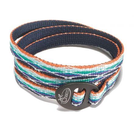 Chaco Wrist Wrap Bracelet Prism Mint One Size Us Jc195370