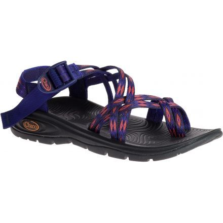 768fb0a7b881 Chaco ZVolv X2 Sandal - Women s-Volcanic Blue-Medium-11