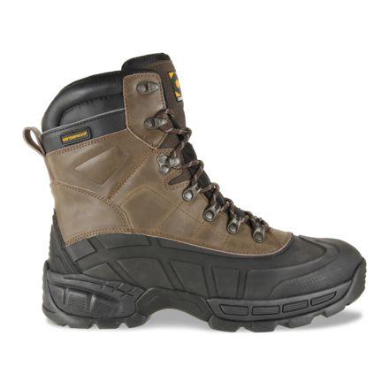 de25f6f7f19 Chinook Footwear Ice Breaker Insulated Waterproof Boots - Mens