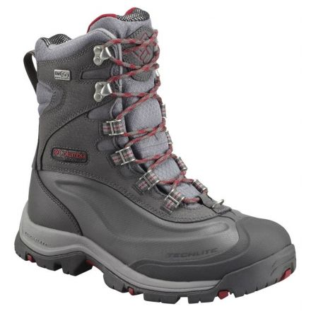 baa4b2a6d38f Columbia Bugaboot Plus III Titanium Omni-Heat Winter Boot -  Women s-Shale Pomegranate