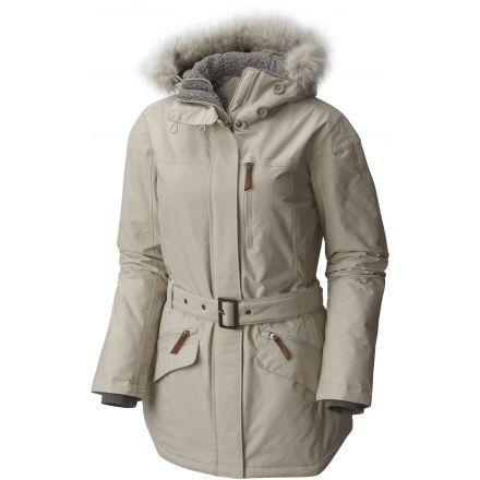 Columbia Carson Pass II Jacket - Women s-Light Cloud-Small 88340861a