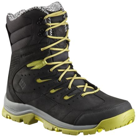 Columbia Negro Zapatos Botas Plus Iii Omni Heat Botas Columbia