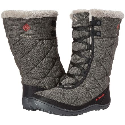 fbea9cc5fd5 Columbia Minx Mid II Omni-Heat Wool Winter Boot - Women's — CampSaver