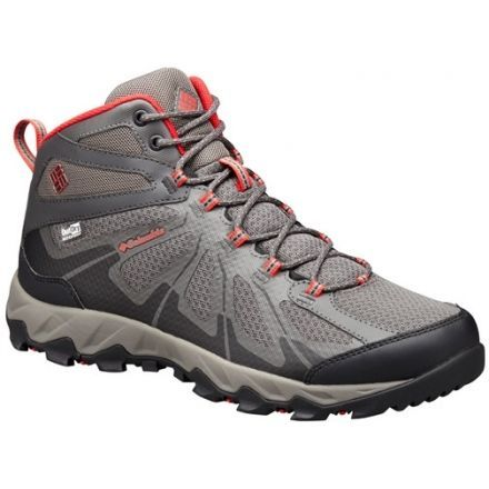 Columbia Peakfreak XCRSN II XCEL Mid Outdry Hiking Boot - Men's-City Grey/ Bright