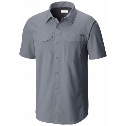 e2e2ce38947 Columbia Silver Ridge Lite Short Sleeve Shirt - Mens