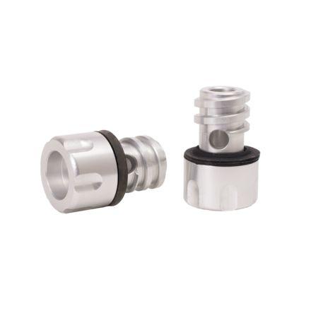 Cordova Drain Plug, Aluminum, Cooler Accessories