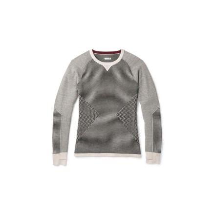 b9f3f38afa276b Smartwool Dacono Ski Sweater-Women's, Black, Small, SW000316001-S