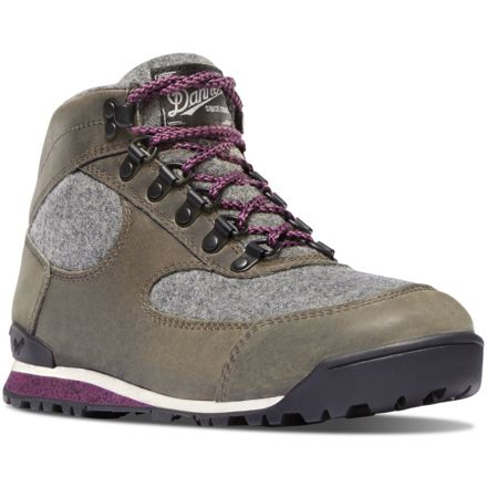 804cbb2a1bf Danner Jag Wool 4.5in Height Hiking Boots - Women's — CampSaver