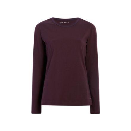 e0e7118d35d Woolrich Women s Laureldale Long Sleeve Shirt 7003-AUB-AUBERGINE-M ...