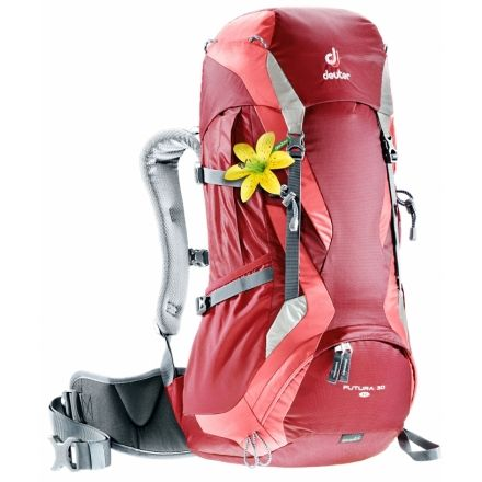 be083fa611f Deuter Futura 30 SL Pack-Cranberry Coral