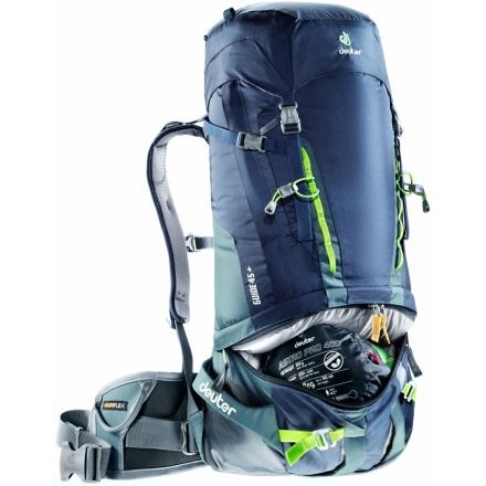 a010065ccad40 Deuter Guide 40 + SL Pack-Turquoise Blueberry — CampSaver