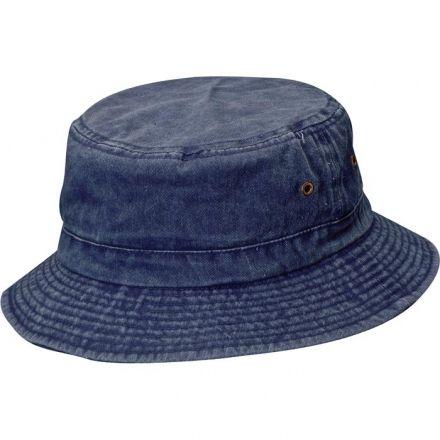 Dorfman Pacific Kids Twill Bucket Hat Asst C835-ASST 81fbcc025485