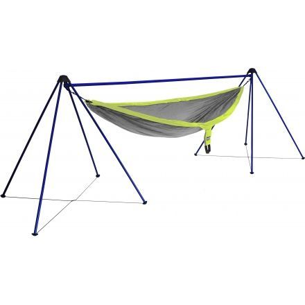com hammock stand triple nicolasprudhon large charcoal portable for image