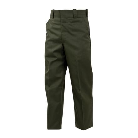 bdacbef5523a Men's Forest Green 65/35 Poly/Cotton Twill LA County Sheriff Pants, Class