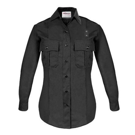 Elbeco Womens, Black, Prestige West Coast Long Sleeve Shirts