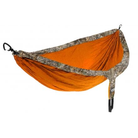Medium image of eno doublenest camo hammock realtree edge orange cx142