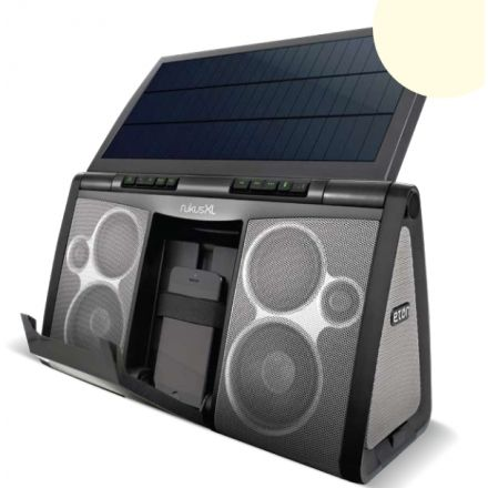Eton Rukus Xl Wireless Sound System Silver Nrks300s