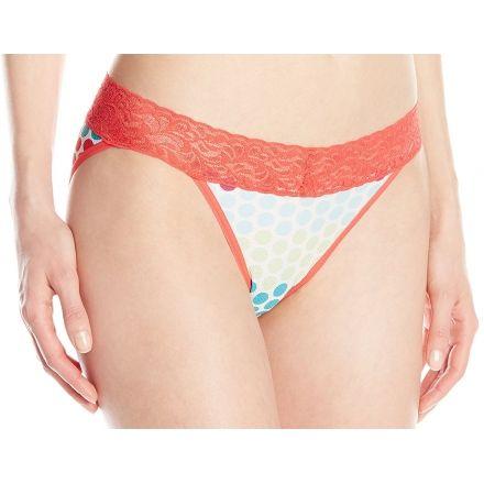 35177768b07d ExOfficio Give-N-Go Printed Lacy Low Rise Bikini - Women's-Dots/