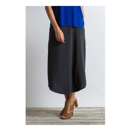 54a440477 ExOfficio Kizmet Midi Skirt Women's, Black, XS 20623106-9999_XS