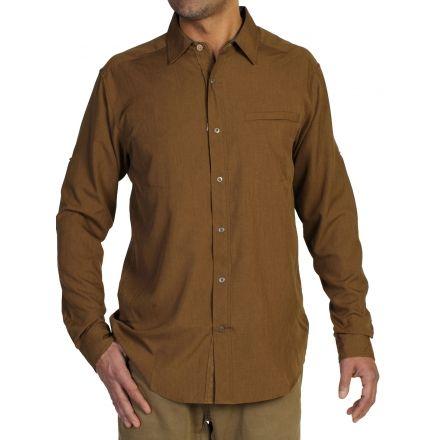 Exofficio tripr long sleeve shirt mens campsaver for Mens medium long sleeve shirts