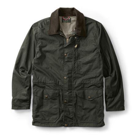 b3b30b81a Filson Cover Cloth Mile Marker Coat