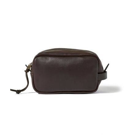 2afa6e824264 Filson Weatherproof Leather Travel Kit 20049229-SIERRA BROWN-One ...