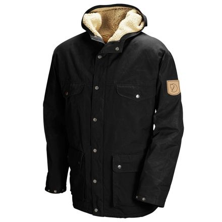 7edaeaa1d3f Fjallraven Greenland Winter Jacket - Men s-Black-Small