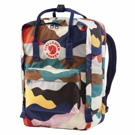 78925d4ad Fjallraven Kanken Art Laptop 15, Summer Landscape, 15 in, F23613-970-