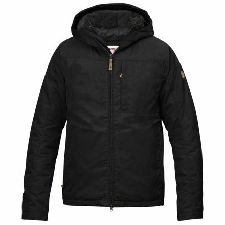 Fjällräven Yupik Parka Jacke für Männer schwarz Small   eBay