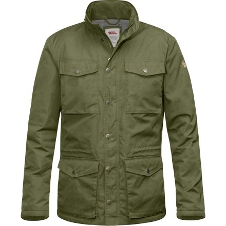 38145f02fc2 Fjallraven Raven Winter Jacket - Men's-Green-X-Large