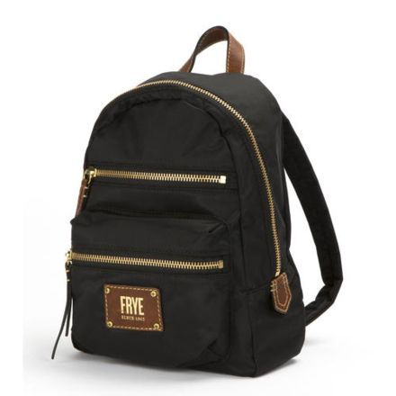 Frye Ivy Small Backpack Bag - Women s 34DB678-BLK 56ff6812d1df4